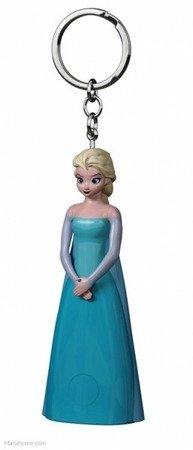 Frozen 2 - brelok Elsa z latarką LED