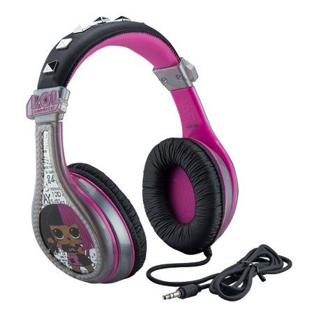 LOL Remix - słuchawki premium dla dzieci
